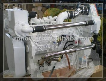 CUMMINS MARINE ENGINE 6LTAA8.9-GM200