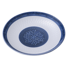 Melamine new design dinner plate set high quality kitchen plate