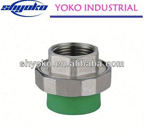 2014 China new style high quality valves ppr pipe fittings industrial cauldron