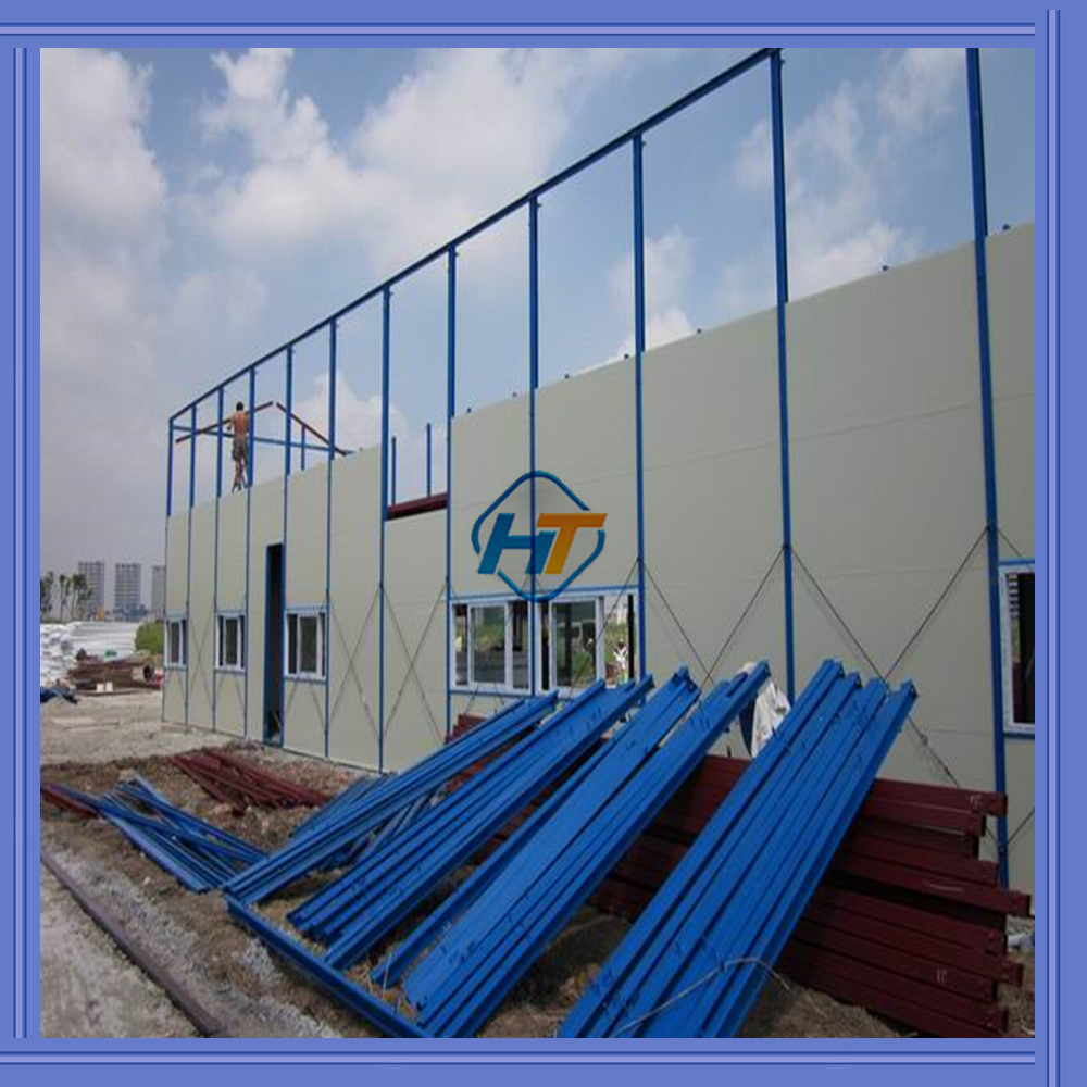 Heat Insulation Eps Panel Prefabricated Kit Home Prefab