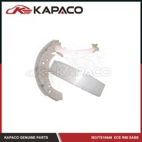 Excellent Material quality competitive price brake shoe ningbo auto parts