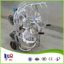 Perfect Design Single Bucket Cow Milking Machine