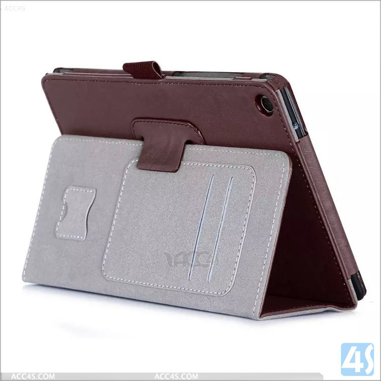 Super quality made in China hottest factory price leather tablet cover case for ASUS ZenPad S 8.0 Z580CA