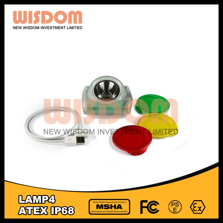 Wisdom Lamp4 best hunting headlamp/led headlamps with 20000lux