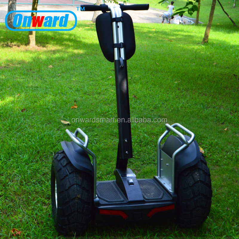2 wheel stand up electric scooter,self-balancing electric chariot x2,waterproof Onward escooter
