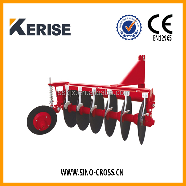 Factory direct sales tractor mounted disc harrow