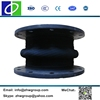 Hand-wound flexible expansion joint high pressure resistance rubber bellows