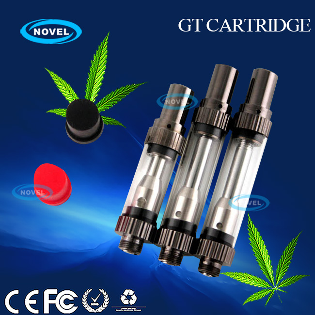 Hot item usa 0.5ml/1ml top airflow vape cartridge empty, vape cartridge packaging oem package