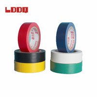 Decoration Colorful PVC Electric Tape PVC Insulation Tapes