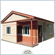 Mulity Room Two Story Countryside Garden Home Family Prefab Villa Design