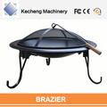 home & garden brazier wood burning stoves Outdoor Fire Pits