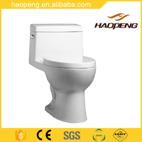 8103B Velvet Glaze High Quality And Reasonable Price Cheap One Piece Toilet Ceramic Siphonic Bathroom Toilet Bowl