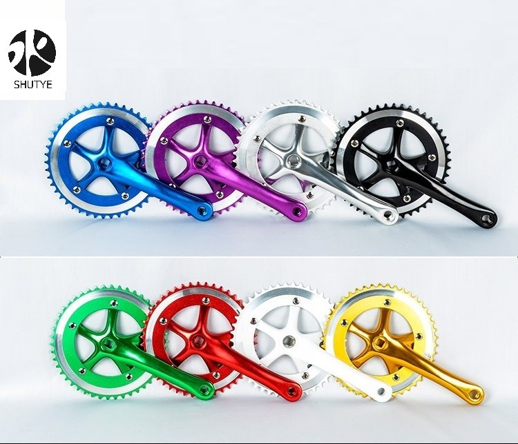 China whosale Bicycle Chain wheel & crank / Bicycle parts / Bike crankset