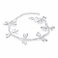 Wedding marriage bracelet Dragonfly Charm Bangle Friendship Bracelet