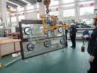 vacuum lifting glass handling