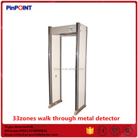 Pinpoint Walkthrough Metal Detector Door Door