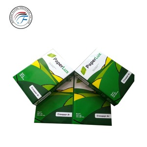 100% Wood Pulp office paper a4 paper 80gsm white price