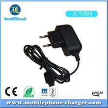 wall scoket charger used mobile phone zhongshan jiale electronic charger for travel