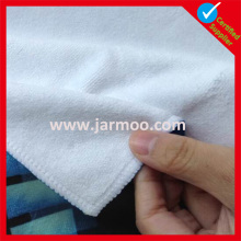 one side printing square hand towel