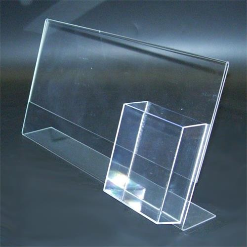 Acrylic/perspex / Plexiglass/PMMA Material customized brochure holder