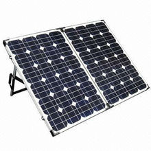 Cheap good quality mono and poly 2*70watt folding solar panel