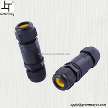 IP68 2p/3p/4p Waterproof Cable Joint Connector for Underwater Lighting