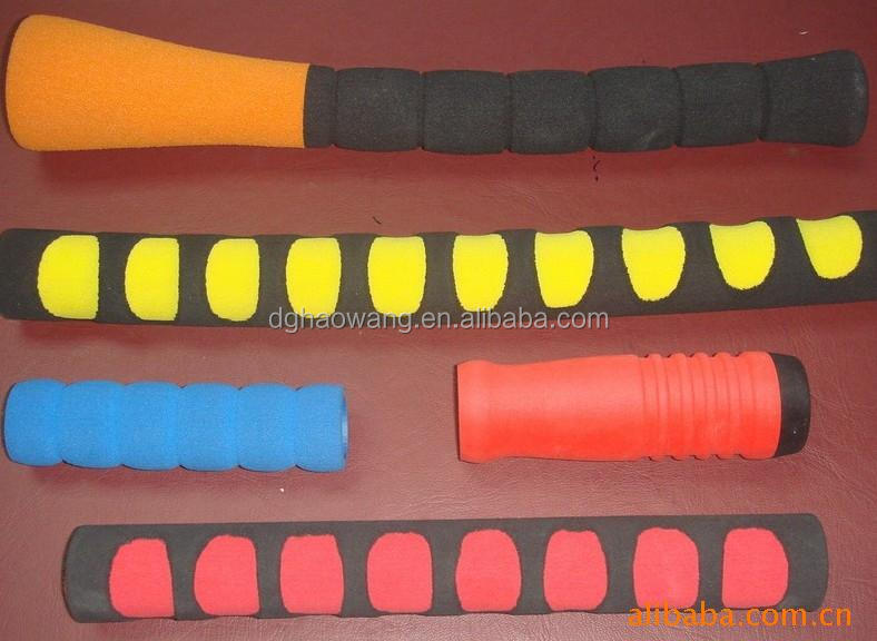 rubber grips / professional eco-friendly rubber handles for gym equipment