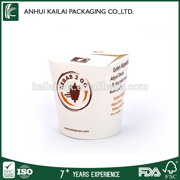 Special packaging Chinese noodle boxes
