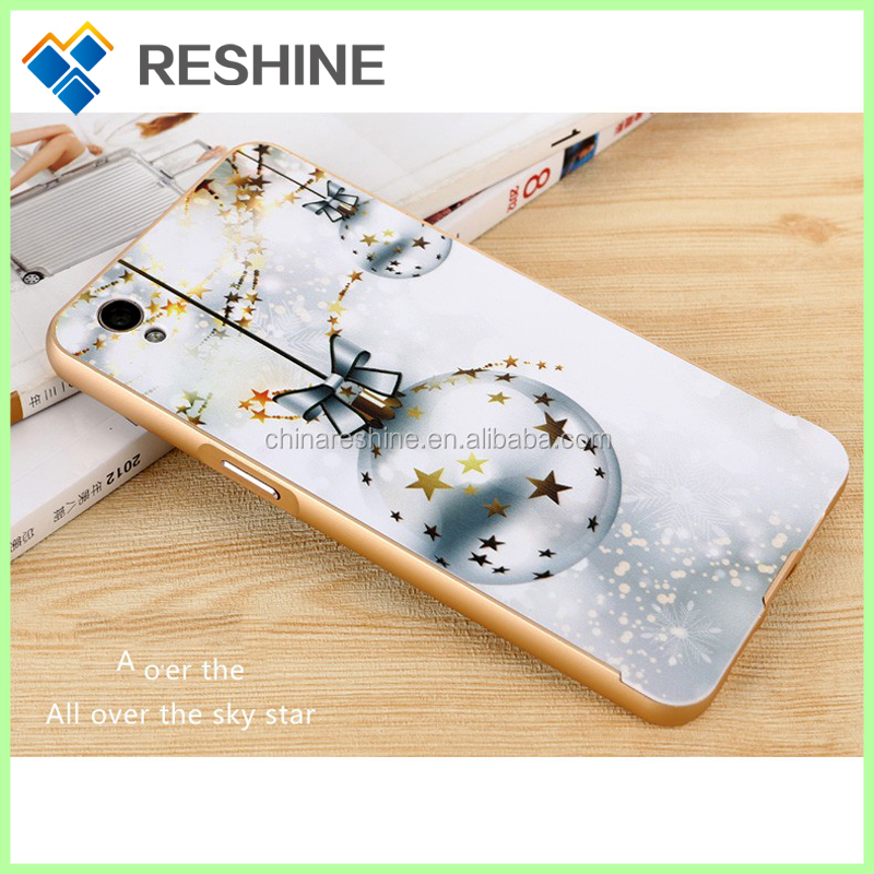 High quality good price clear case pc tpu mobile phone cover for oppo a37