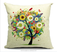 china Wholesale Factory Directly of Pure and fresh and the tree of life pillow case