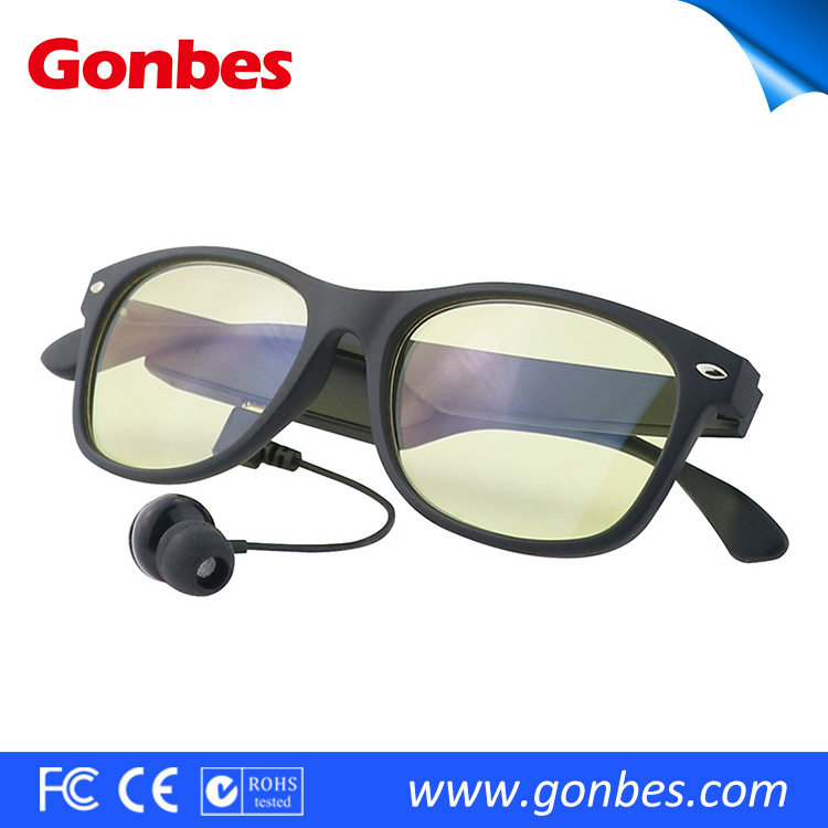 Electronic Gift All Mobile Phone CE UV400 Bluetooth Gadget Sunglasses