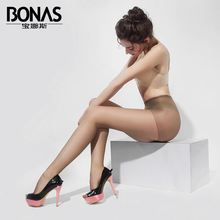 Bonas new coming attractive style optional color stretchy cheap pantyhose