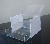 high quality acrylic jewelry display showcase wholesale