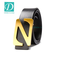 Fashion Style High Quality Genuine Leather For Belt Making Mens Luxury Brand Belt