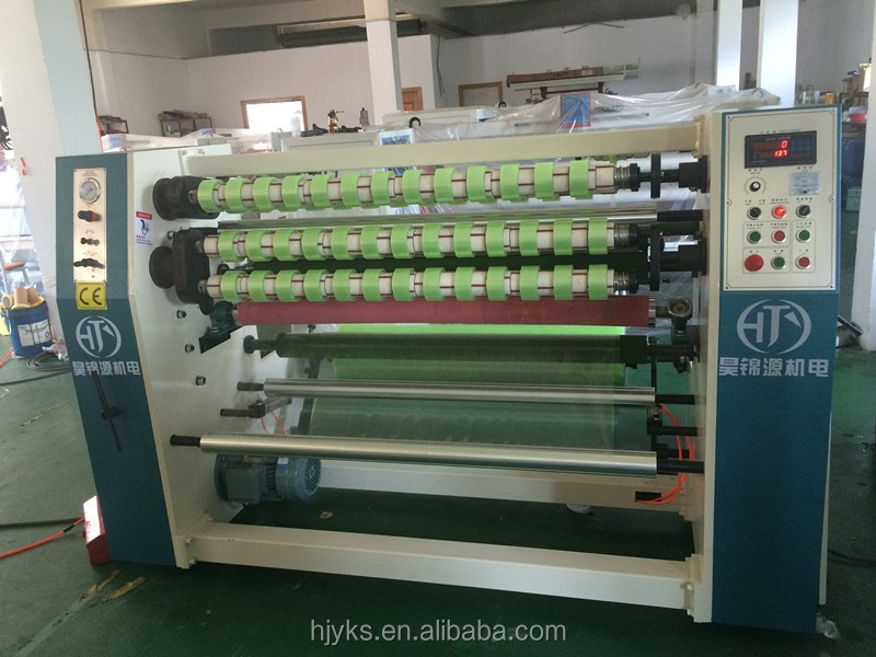 Stationery Tape/BOPP adhesive sealing tape Slitting Machinery