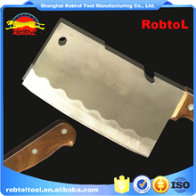slice meat cleaver cooking kitchen stainless steel bone damascus chineses chef butcher chopper chopping cut knife