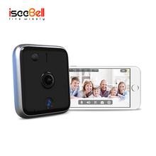 Cheap Intercom System Intelligent Smart Door Lock wifi doorbell camera