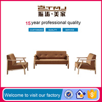 Jamaica furniture corner wooden sofa set designs