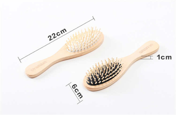 2019 NEW DESIGN wholesale wood comb hair Head massage