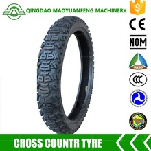 Off road motorcycle tire 3.00-21 for south America