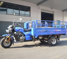 Chongqing customised 3 Wheel Cargo Tricycle double wheel five wheel motorcycle On Sale