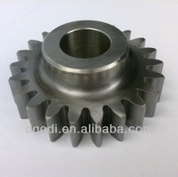 small steel, metal motorcycle gear mechanism