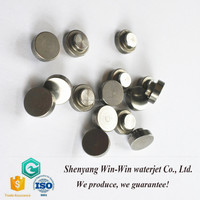 waterjet parts No.20453619 inlet poppet for kmt cutting machine from china