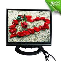 Full hd 14 inch power boards car back seat lcd monitor