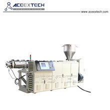 Stable operation plastic pipe PE pipe extrusion machine or extruder line