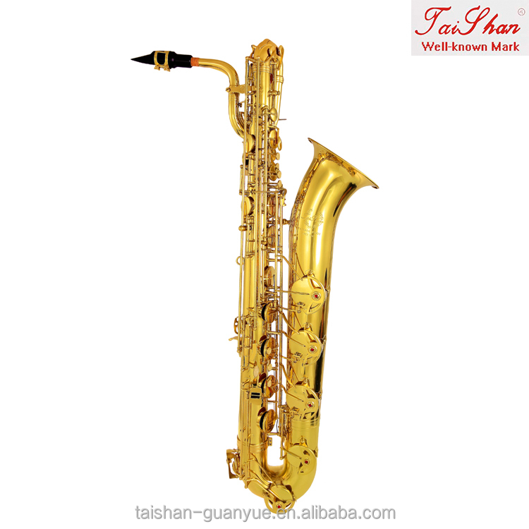 Chinese Curved Soprano Saxophone