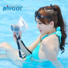 Bingo hot sale High Quality Digital Camera Waterproof Bag