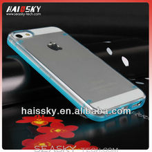 2012 New arrival tpu pc case for apple iphone5 factory price fast shipping within 24 hours