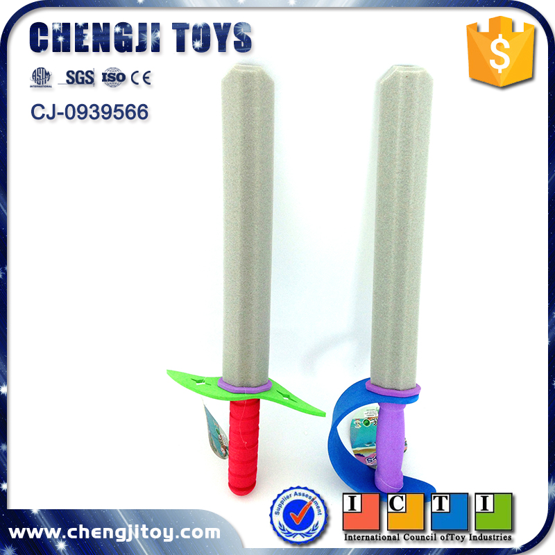 High quality solf plastic weapon for kids eva sword