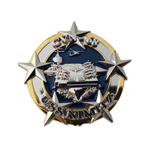 Custom Shaped Challenge Coin